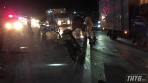 Tai nạn giao thông trên Quốc lộ 1, làm một người tử vong