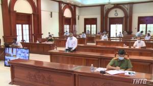 UBND tỉnh Tiền Giang triển khai Chỉ thị số 16 của Thủ tướng Chính phủ