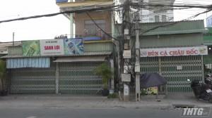 Các địa phương trong tỉnh Tiền Giang tăng cường biện pháp phòng chống dịch Covid-19