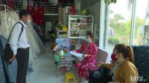 Kiểm tra các cơ sở kinh doanh dịch vụ giải trí huyện Tân Phước