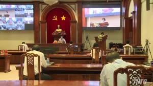 Tốc độ tăng trưởng kinh tế tỉnh Tiền Giang quý 1 đạt thấp do hạn mặn và dịch bệnh Covid-19