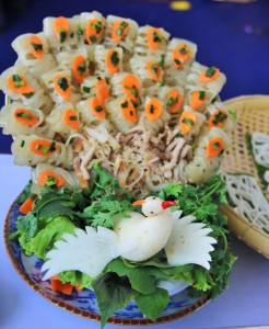 Bánh nghệ Gò Công