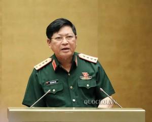 Bộ trưởng Quốc phòng Ngô Xuân Lịch: Biên giới quốc gia là thiêng liêng, bất khả xâm phạm
