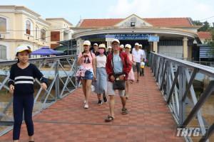 Doanh nghiệp du lịch Tiền Giang đồng loạt giám giá tour thu hút du khách