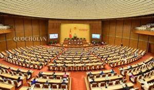 Khai mạc kỳ họp thứ 9 Quốc hội bằng hình thức trực tuyến