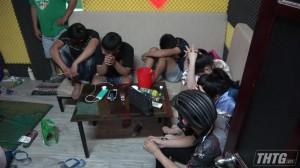 Hơn 60 đối tượng thuê khách sạn để sử dụng ma túy