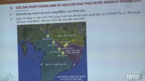 Tiền Giang chuẩn bị đầu tư dự án nhà máy nước liên vùng Tiền Giang – Long An – Bến Tre