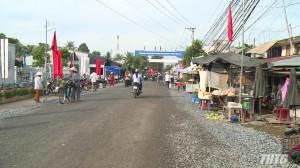Xã Tân Hội, Tx.Cai Lậy ra mắt xã nông thôn mới