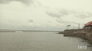 """Hội thảo giới thiệu công nghệ """"Đê giảm sóng kết cấu rỗng"""" bảo vệ bờ biển Tiền Giang và các tỉnh ĐBSCL"""