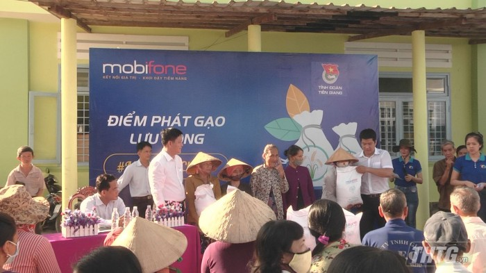 Mobifone phat gao 5