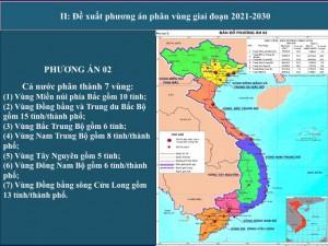 """Đề xuất """"nhập"""" Lâm Đồng, Long An, Bình Thuận vào vùng Đông Nam Bộ"""