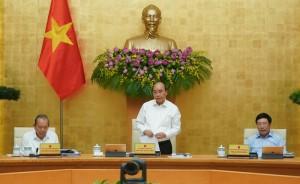 Thủ tướng: Kinh tế xã hội tháng 5 tốt hơn tháng 4