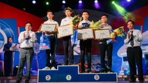 Nam sinh Tiền Giang giành nguyệt quế tuần Đường đến vinh quang sau 4 vòng đều dẫn đầu