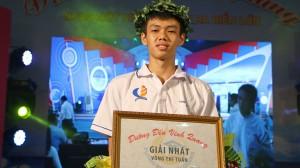 Teen THPT Nguyễn Thông có chiến thắng thuyết phục trong cuộc thi tuần Đường đến vinh quang