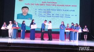 Tiền Giang tuyên dương 42 thanh thiếu niên tiêu biểu làm theo lời Bác