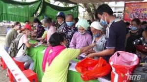 Đoàn Y – Bác sĩ Tâm Việt khám bệnh, cấp thuốc miễn phí