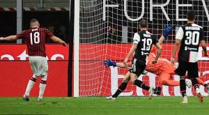 Ngược dòng siêu đẳng ở San Siro, AC Milan quật ngã Juventus