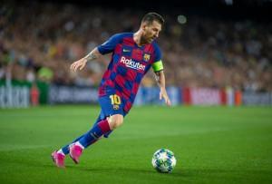 Lionel Messi, vua lừa bóng Liga