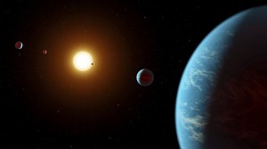 """Phát hiện siêu trái đất """"cải trang"""" kỳ lạ, hy vọng ở được"""