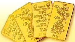 Vàng SJC vượt 53 triệu đồng/lượng