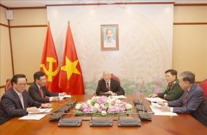 Vun đắp quan hệ Việt Nam – Campuchia ngày càng phát triển bền vững