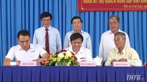Ngân hàng Nhà nước Tiền Giang tổ chức kết nối các ngân hàng với doanh nghiệp