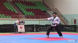Tiền Giang tổ chức Giải vô địch Taekwondo năm 2020