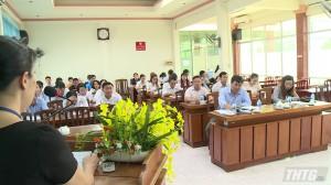 Tiền Giang triển khai tháng khuyến mại tập trung Quốc gia 2020