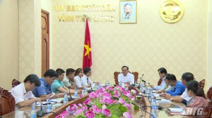 Tiền Giang khuyến khích phát triển thị trường nội địa