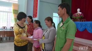 Hội Bảo trợ bệnh nhân nghèo hỗ trợ sinh kế cho hộ có bệnh nhân bị bệnh mãn tính, người khuyết tật và trẻ mồ côi