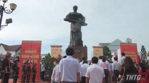 Tiền Giang tổ chức lễ tưởng niệm Anh hùng dân tộc Trương Định