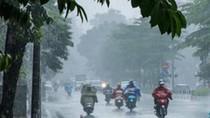 Áp thấp nhiệt đới gây mưa to ở Nam bộ