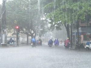 Bão nhiều, rét sớm, triều cường cao, mưa ngập dồn dập