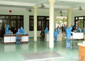 Ca F1 tại Tiền Giang tiếp tục âm tính lần 2 với SARS-CoV-2