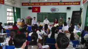Tiền Giang sẵn sàng cho kỳ thi tốt nghiệp THPT 2020