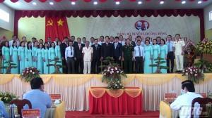Ông Nguyễn Thành Diệu tái đắc cử Bí thư Huyện uỷ Gò Công Đông, nhiệm kỳ 2020-2025