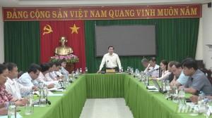 Chủ tịch UBND tỉnh tiếp công dân bị ảnh hưởng dự án cầu Mỹ Thuận 2 và đường dẫn hai bên cầu