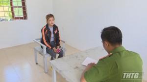 Công an thị xã Gò Công khởi tố và bắt tạm giam đối tượng mua bán trái phép chất ma túy