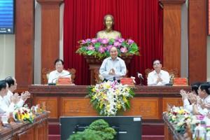 Thủ tướng yêu cầu đảm nước uống và nước sinh hoạt cho người dân trong mùa khô năm 2020 – 2021