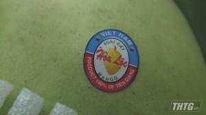 Xoài cát Hòa Lộc được đánh giá 4 sao và bánh phồng tôm Nhà Cổ xếp hạng 3 sao sản phẩm địa phương