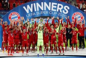 Ngược dòng đẳng cấp, Bayern Munich đăng quang Siêu cúp châu Âu