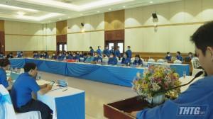 Tổng kết chiến dịch Thanh niên tình nguyện hè các tỉnh Cụm đồng bằng sông Tiền