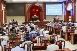 HĐND tỉnh Tiền Giang khai mạc kỳ họp thứ 13 (kỳ họp chuyên đề)