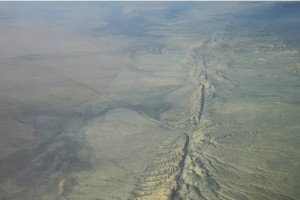 Sốc: Vỏ Trái Đất bị trượt bên dưới tiểu bang của Mỹ