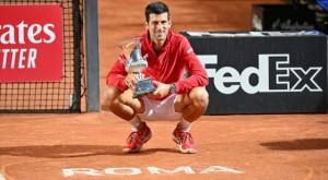 """Novak Djokovic vô địch Italian Open 2020: """"Đại Tông sư"""" của hệ giải Masters 1.000"""