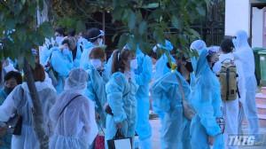233 công dân Việt Nam về từ Singapore âm tính lần 1 với SARS-CoV-2
