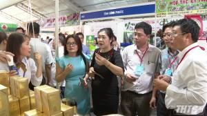 Hội nghị kết nối cung cầu giữa Tp. Hồ Chí Minh và các địa phương