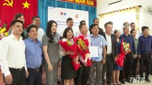 Ra mắt Ban vận động Hội doanh nhân trẻ tỉnh Tiền Giang