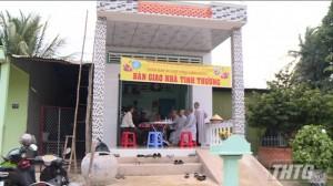 """Quỹ """"Vì người nghèo"""" tỉnh Tiền Giang vận động hơn 15 tỷ đồng trong năm 2020"""