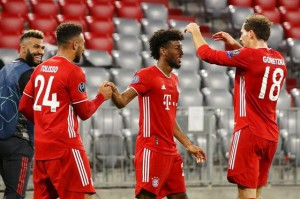 Đương kim vô địch Bayern đại thắng, cựu vương Real thảm bại
